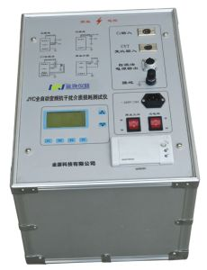 Automatic Frequency Interference Dielectric Loss Tester (JYC-FLT)