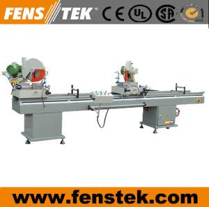 PVC Window Cutting Saw/ PVC Window Machine/ Double Head Cutting Saw for Window Machine (DS350X3500)