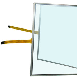 Touch Screen Panel with 4 Wire Resistive