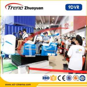 Alibaba Top Brand Game Machine 9d Vr Cinema pictures & photos