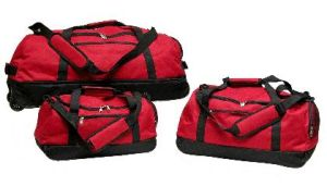 600d Polyester Traveling Trolley Duffel Bag (MS2037) pictures & photos