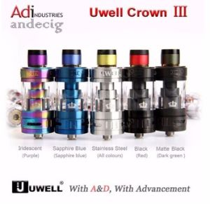 New Release! Uwell Crown 3 Subtank /Factory Direct Supply Uwell Crown III Tank pictures & photos