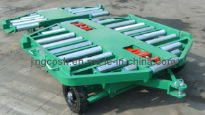 Overbridge Container Trailer