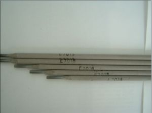 Carbon Steel Welding Rods E7018 pictures & photos