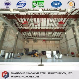 Steel Structure Building for Maintenance Hanger pictures & photos