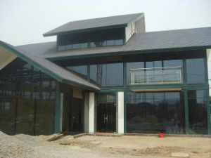 Steel Structure ---Villa pictures & photos
