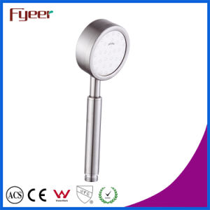 Fyeer 304 Stainless Steel Water Saving Rainfall Hand Shower Head pictures & photos