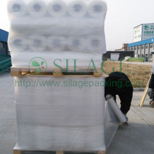 Professional Factory, Silage Wrap Film for EU, 100% LLDPE, 250/500/750mm pictures & photos
