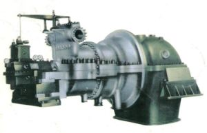 Mixed Parameters Steam Turbine