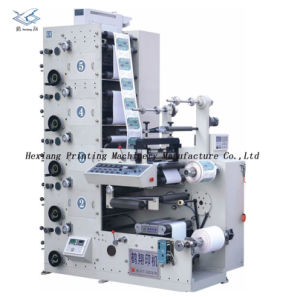 RY480-6B Flexo Label Printing Machine