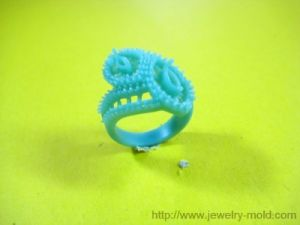 Jewelry Wax Model (ST001)