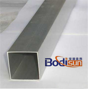 Aluminum Straight Tube, Profile, Extruded, Extrusion, Radiator pictures & photos