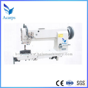 Double Needle High Speed Sewing Machine for Cushion Du4420L pictures & photos