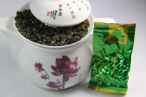 Jin Xuan Organic Oolong Tea