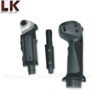 Portable Flashlight Shell Plastic Molded Parts
