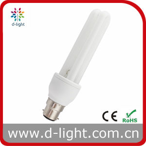 B22 2u Compact Fluorescent Lamp (19W T4) pictures & photos