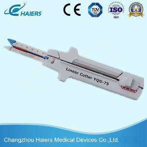 Disposable Surgical Linear Cutter Stapler 75mm pictures & photos
