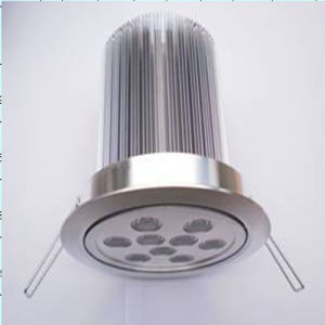 CB-6039 (9*3W) LED Downlight/Ceiling Light Fixture/Housing/Shell/Parts/Fitting