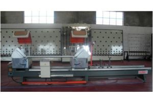 Aluminum Cutting Saw for Window and Door Machine pictures & photos