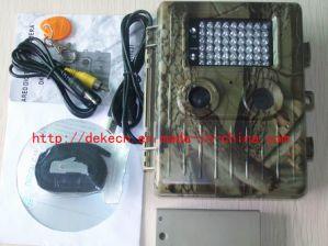 Digital IR Video Hunting Camera for Trailing Buck
