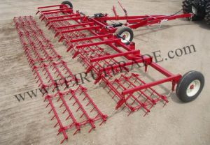 Homemade Drag Harrow for ATV or Compact Tractors pictures & photos