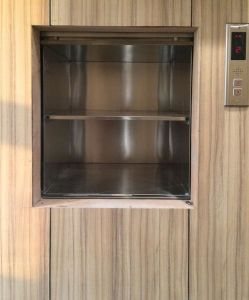 Dumb Waiter for Cleaning Garbge or Trash pictures & photos