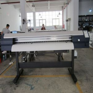 Eco Solvent Printer, 3600USD! ! ! , 2PCS of Epson Dx5 Head, 50sqm/H, Only One in China