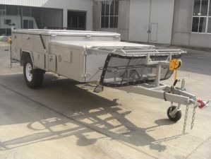 2013 Popular Forward Hard Floor Travel Trailer (LH-CPT-01B) pictures & photos