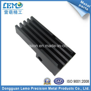 Black Anodised CNC Machining Parts for Machinery (LM-2432) pictures & photos