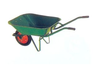 Steel Parts with Solid Wheel for Wheelbarrow (WB6201) pictures & photos