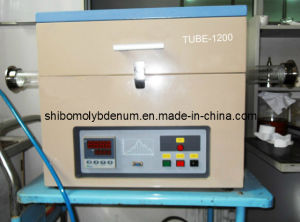 1200 Horizontal Vacuum Tube Furnace pictures & photos