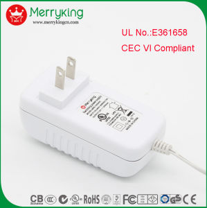 Energy Efficiency Level VI DC Adapter 100% Have to Aging Test pictures & photos