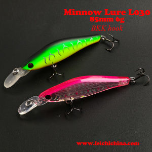 Wholesale Stock Available Fishing Minnow Lure pictures & photos