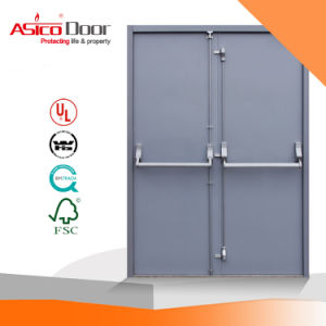 American Standard Certified Steel Fire Door with Superior Quality pictures & photos