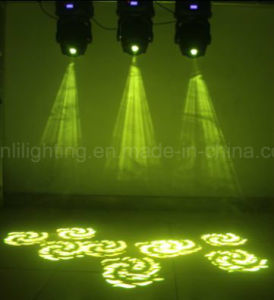 90W Spot Moving Head with 8 Gobos for Disco Club DJ Stage with Ce&RoHS pictures & photos
