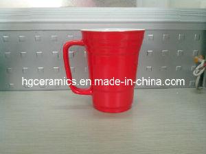Bamboo Joint Ceramic Mug pictures & photos
