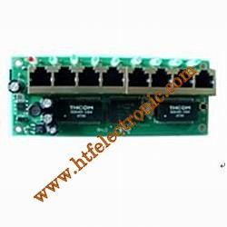 8P Broadband Router Module