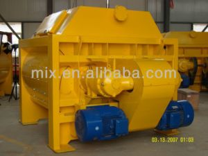 Twin Shaft Concrete Mixer (KTSA2000) pictures & photos