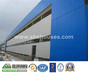 Modular Steel Frame Steel Building pictures & photos