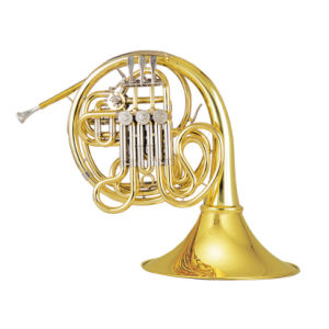 Professional French Horn 4 Keys F/Bb Key pictures & photos