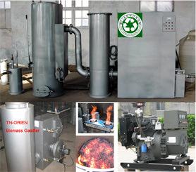 Biomass Gaifier (JXQ-10/50/100)
