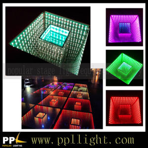 Disco Party Mirror Abyss Effect 0.5*0.5m DMX 3D LED Dance Floor pictures & photos