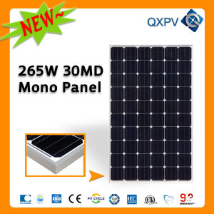 30V 265W Mono Solar Panel pictures & photos