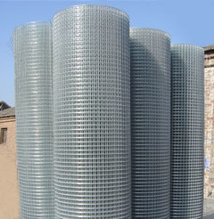 Galvanized Welded Wire Mesh Yd-Wwm-Gal pictures & photos
