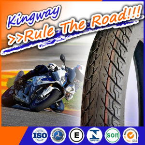 DOT Certificated High Quality Tyre for Thailand Market (80/90-17) pictures & photos