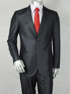 Uniform Business Men Shinning Suit Blazer
