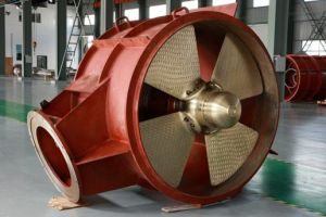 BV, ABS Approved Marine Propulsion Equipment Electric Bow Thruster / Tunnel Thruster pictures & photos