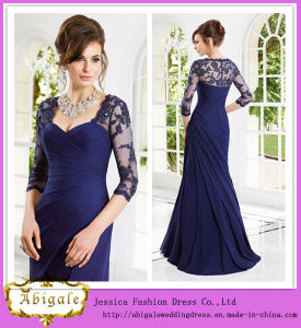 Floor Length Mother of The Bride Evening Dresses