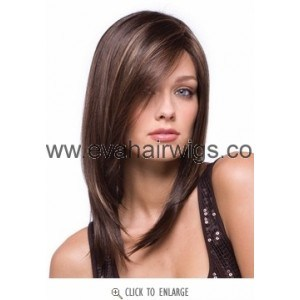 100% Kanekalon Heat-Resistant Synthetic Hair Wig pictures & photos