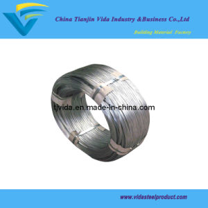 Cable Amouring Wire/Galvanized Iron Steel Wire pictures & photos